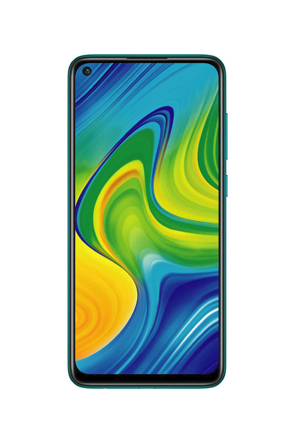 Redmi Note 9 (Aqua Green, 4GB RAM, 64GB Storage)