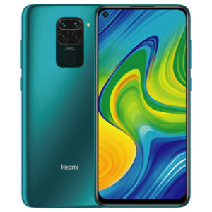 Redmi Note 9 Aqua Green 4GB